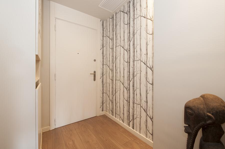 Foto recibidor del piso de sincro 1473323 habitissimo for Papel pintado tenerife