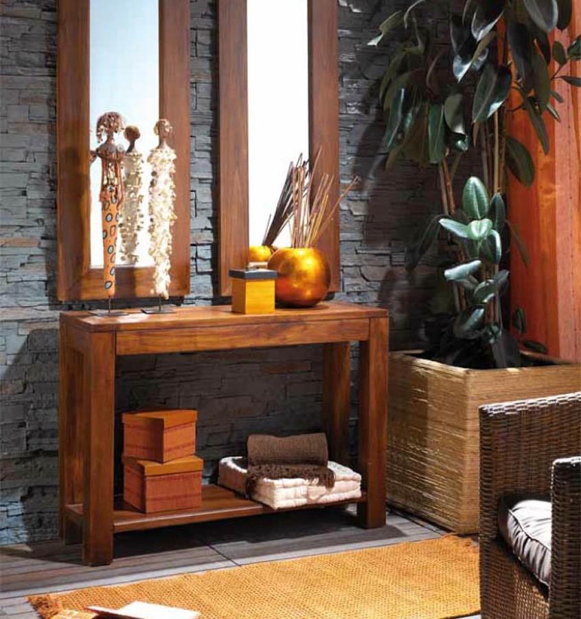 C mo decorar el recibidor ideas art culos decoraci n - Como decorar recibidor ...