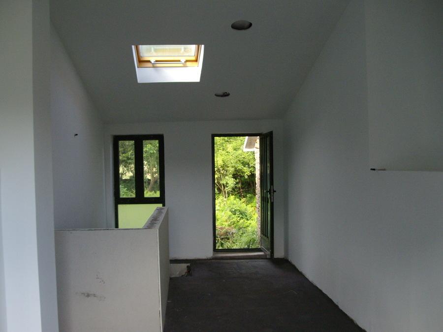 Recrecido piso