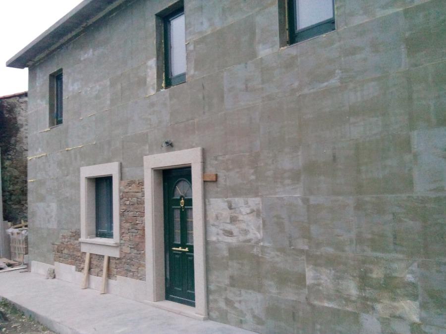 Sistema constructivo ecoeficiente bloke blok y reformas - Recubrimiento de fachadas ...