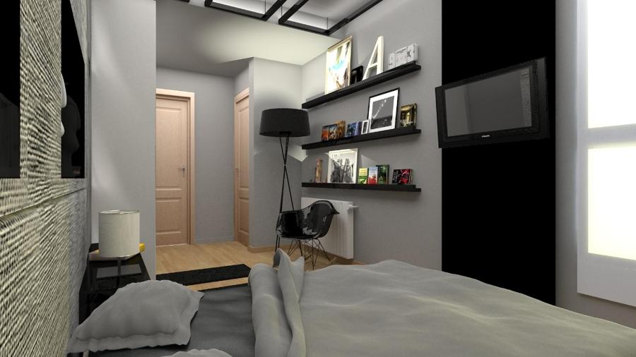 Interiorismo y reforma de apartamento armilla ideas - Interiorismo granada ...