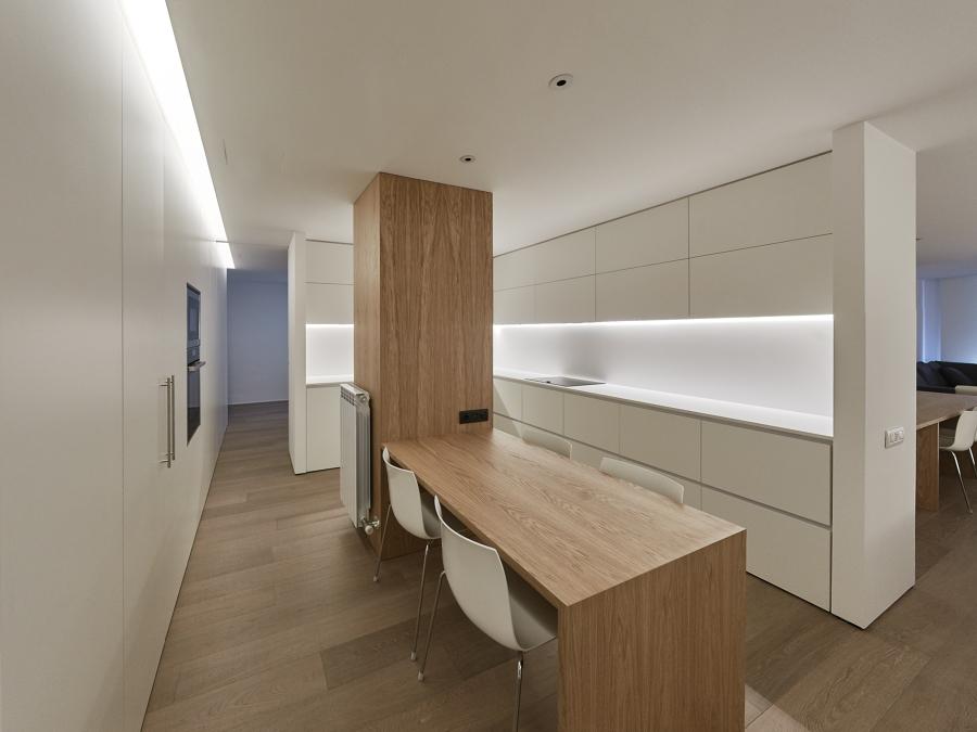Reforma apartamento en calle Muntaner, Barcelona