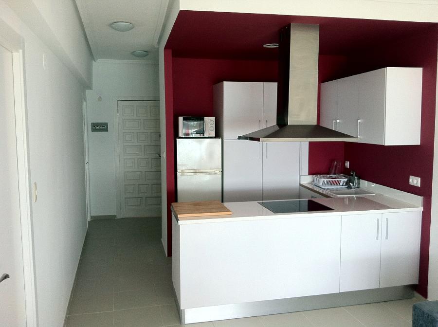 Foto reforma apartamento estudio playa de morales ribot y asociados 394200 habitissimo - Reformas de apartamentos ...
