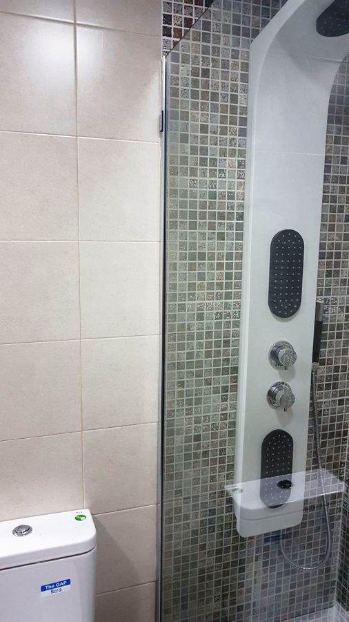 Reforma baño.