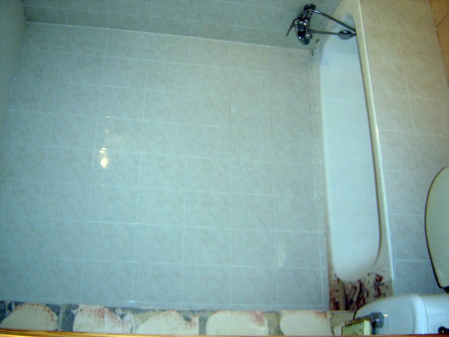 Reforma Baño Con Microcemento:Reforma Integral del Baño con Microcemento