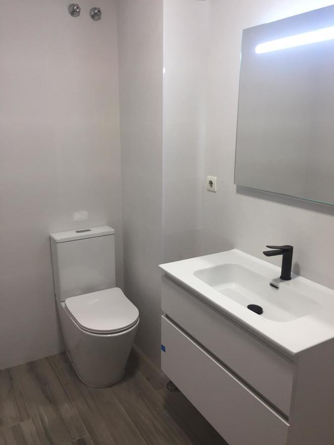 Reforma baño después