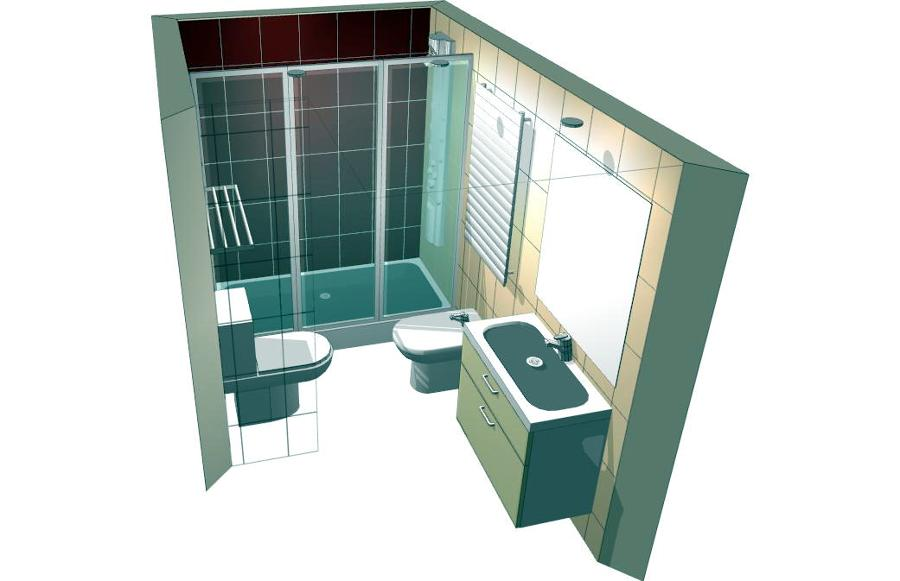 Reforma Baño - Diseño