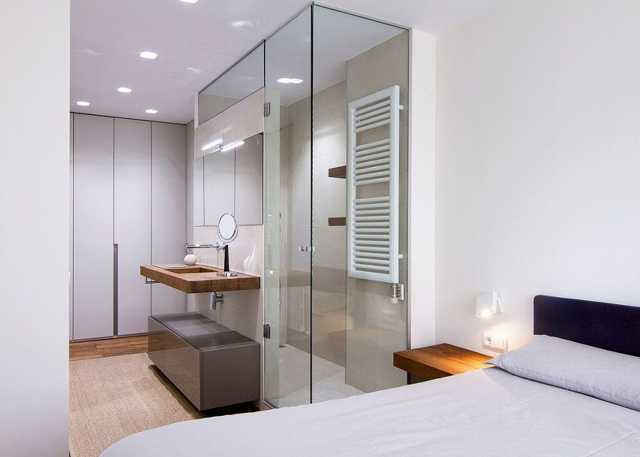Reforma baño en suite