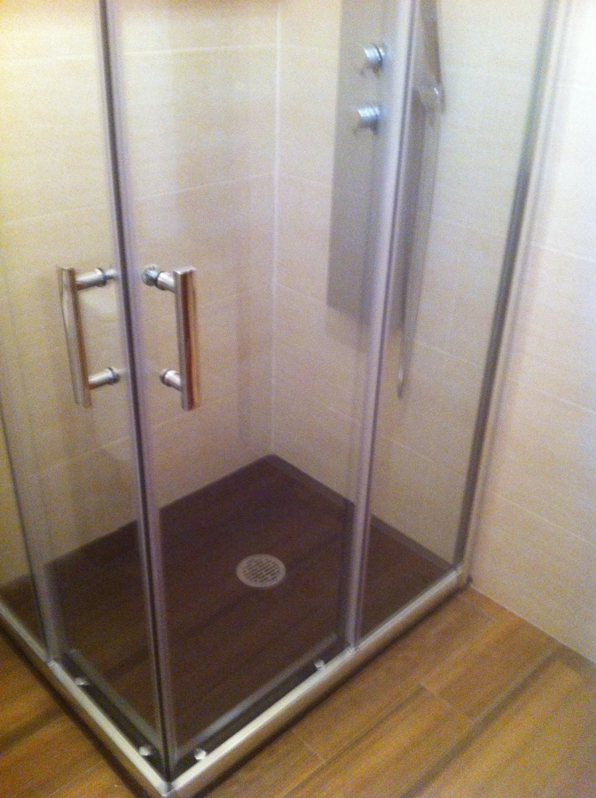 Reforma baño  getxo, Vizkaya