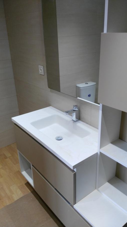 Reforma baño.moderno