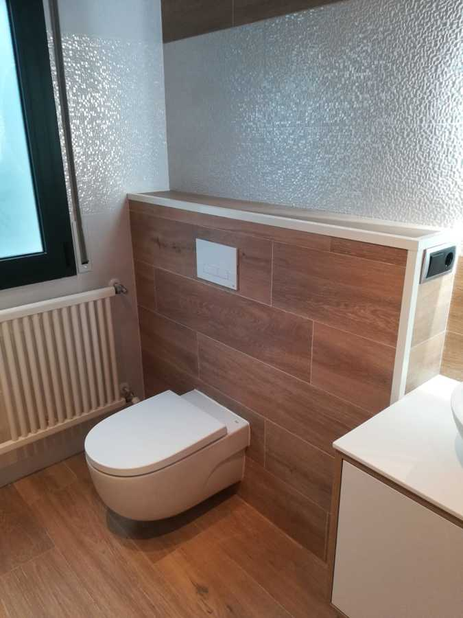 Reforma baño Vic