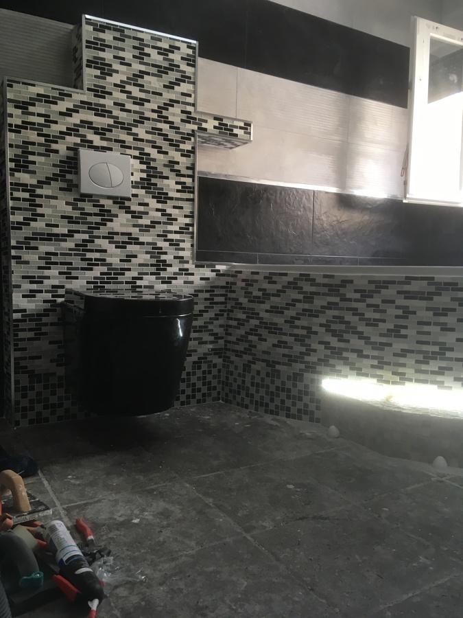 Reforma baño wc
