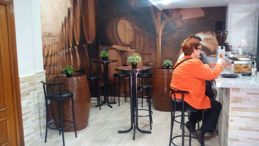 Reforma Bar Casa Pedro
