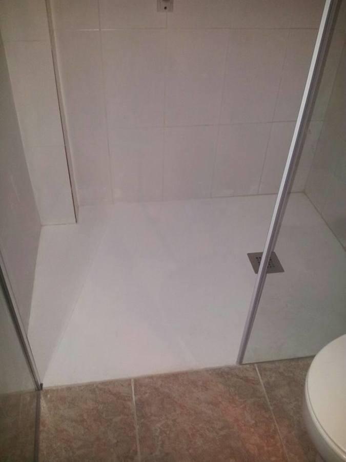 Reforma cambio bañera por plato de ducha