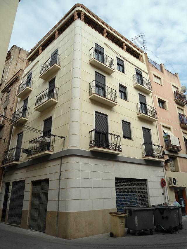 Reforma casa de 3 pisos en casco antiguo ideas arquitectos - Reforma en casa ...