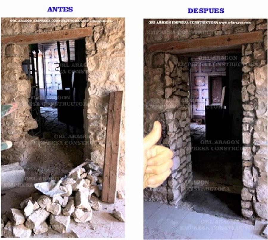 Reforma Casa Rural