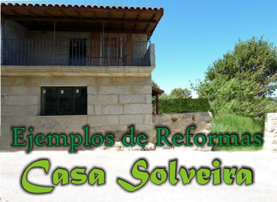 Reforma Casa Solveira