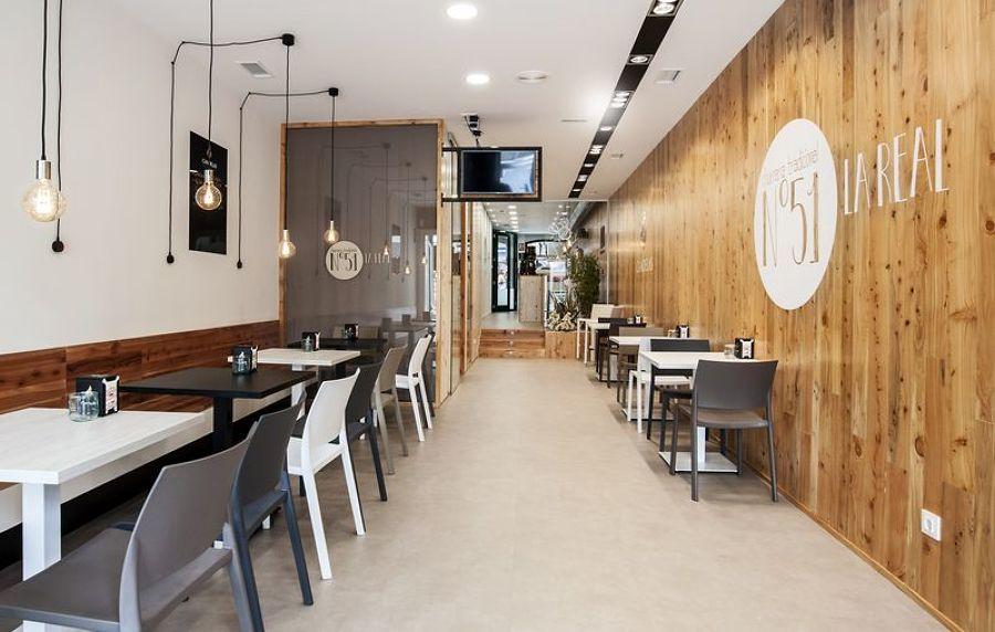 Reforma churrería tradicional - La Real 51 A Coruña