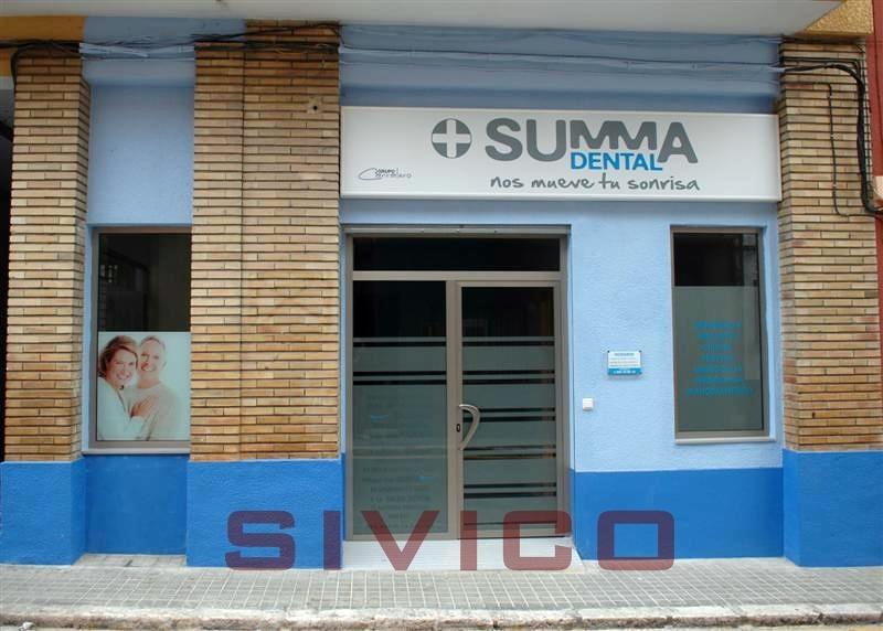 Foto reforma clinica dental de sivico construcciones y - Clinica dental segovia ...