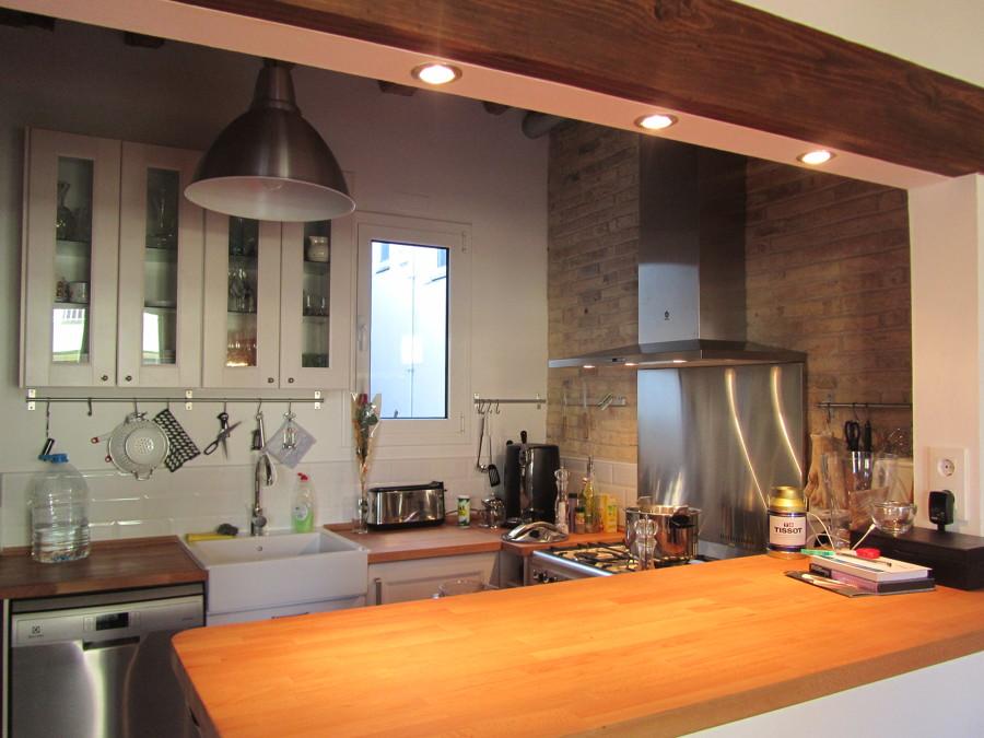 Foto reforma cocina de fem arquitectura 1555088 - Fem arquitectura ...