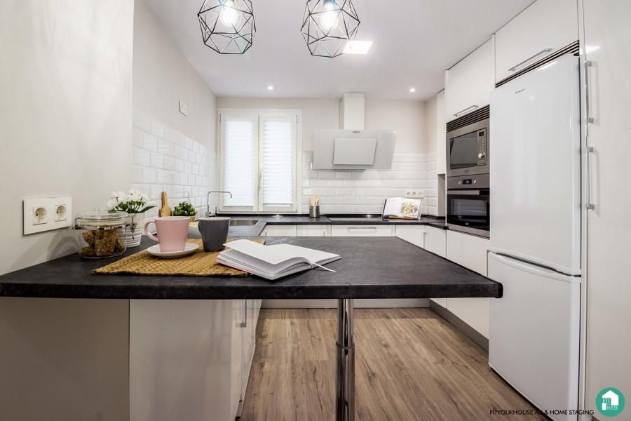 Reforma cocina y Home Staging Cantabria