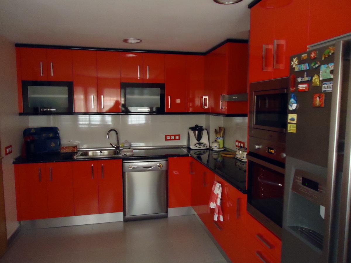 Foto reforma cocina de reformas dannon negocios s a - Reformas cocinas sevilla ...
