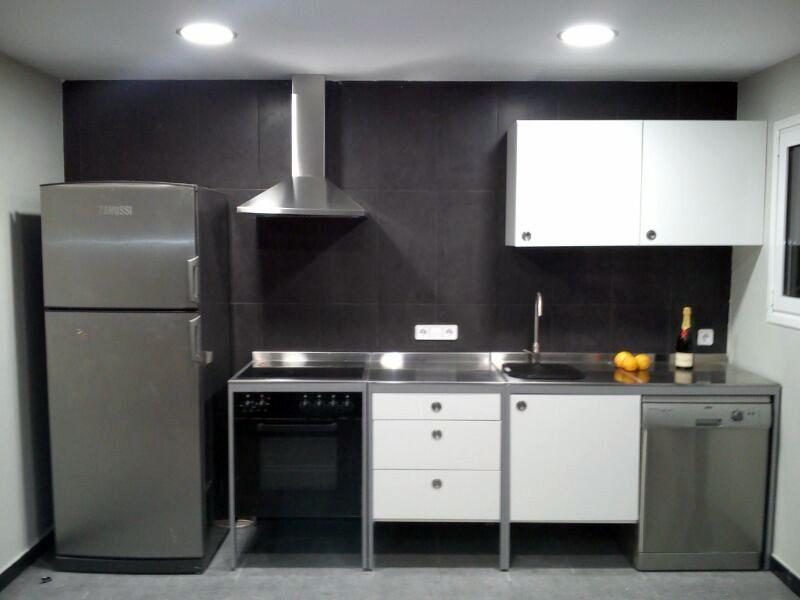 Precio de reforma de cocina stunning precio reforma cocina leroy merlin azulejos cocina leroy - Presupuesto cocina completa ...