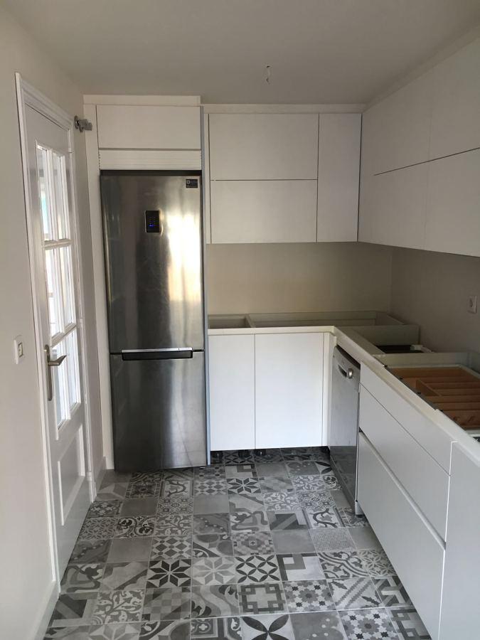 Reforma completa de cocina y montaje de muebles Santos