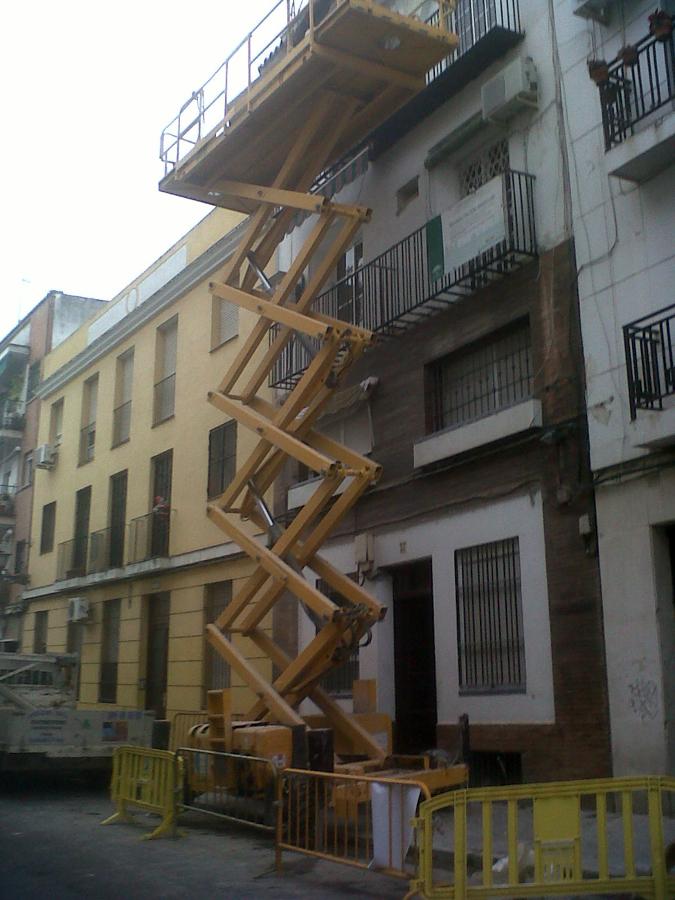 Reforma  Comunidad  de Vecinos Sevilla
