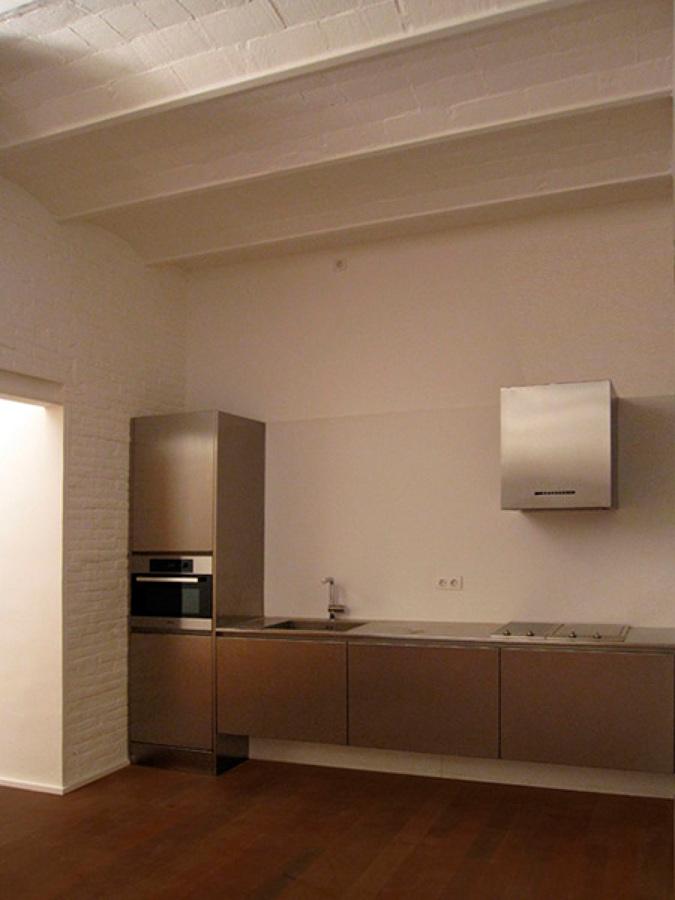 Reforma de apartamento en v a layetana ideas reformas - Reformas de apartamentos ...
