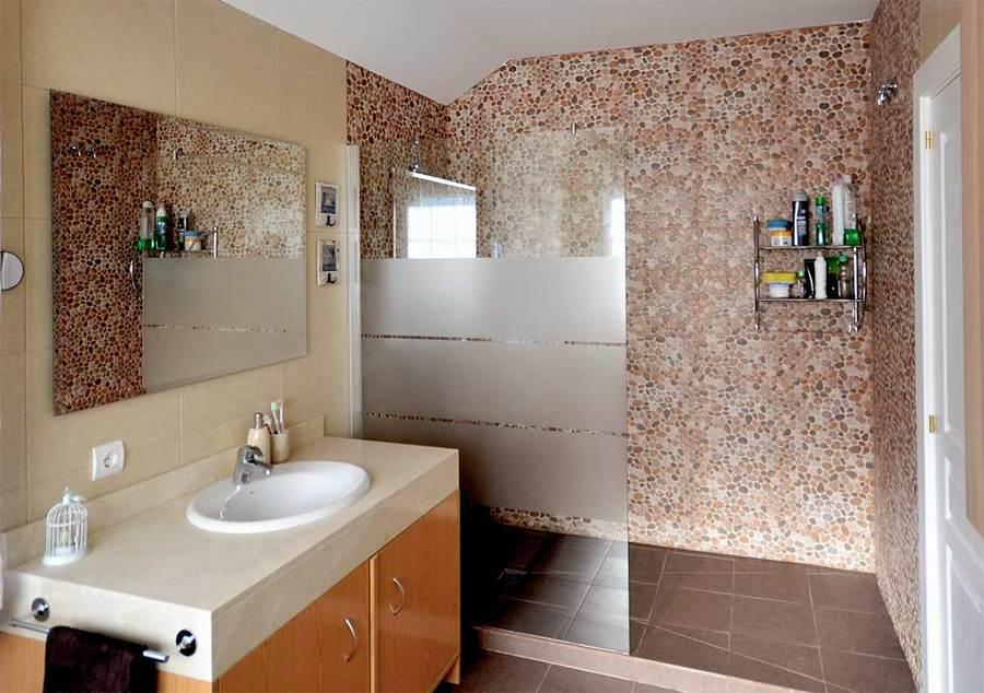 Cuartos de bano con ducha de obra dise os - Cuartos de bano con ducha de obra ...