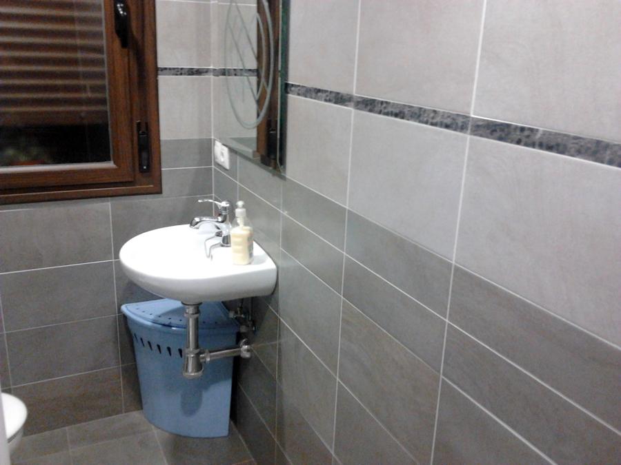 Reforma de baño 2