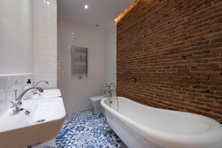 Reforma de baño con obra seca