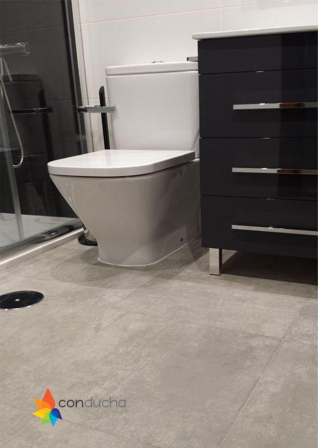Reforma de baño Conducha