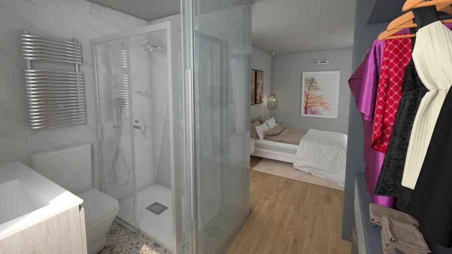 Reforma de baño y closet