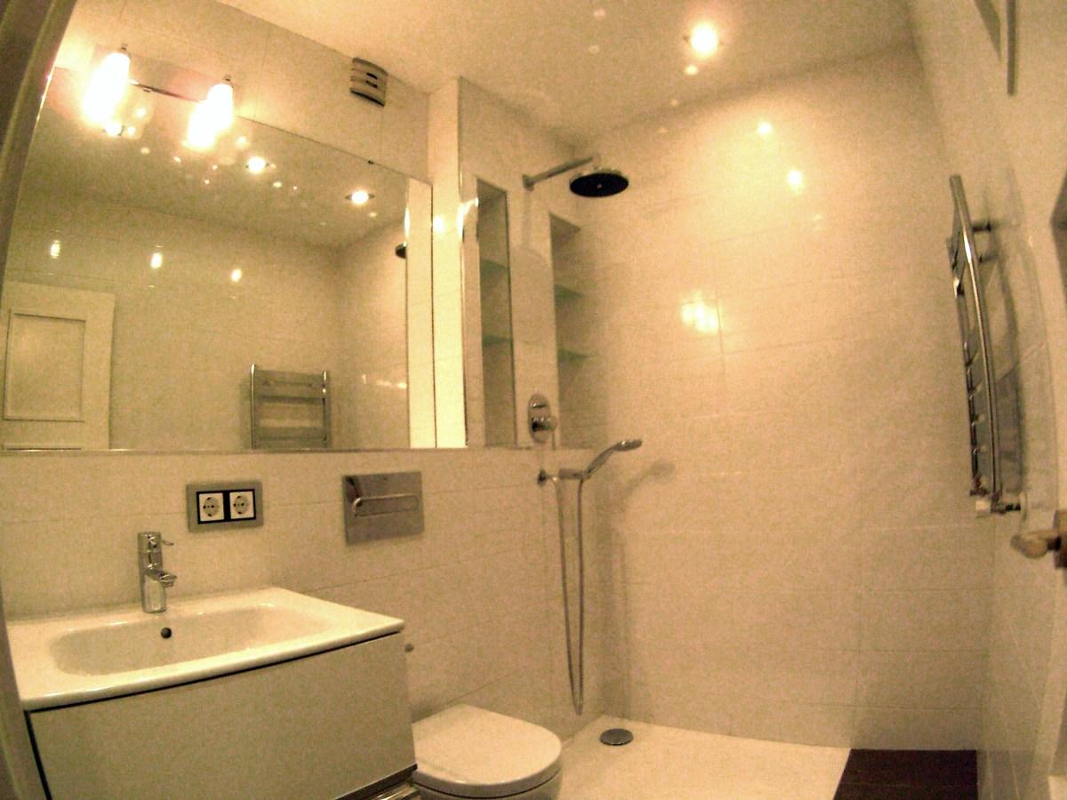 Reforma Baño Moderno:Baño Moderno