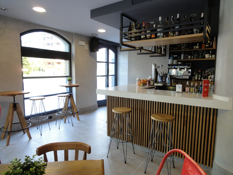 Reforma de bar ideas decoradores - Decoradores de bares ...