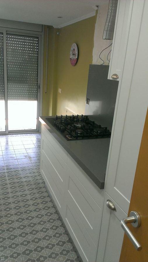 Reforma de cocina puertas lacadas ideas reformas cocinas - Reforma de cocinas ...