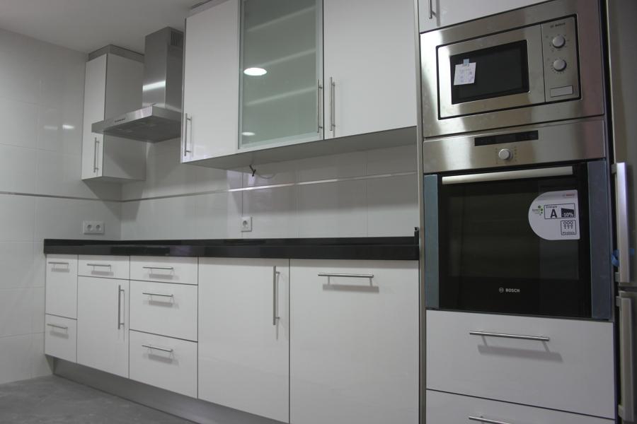 Reforma integral de una cocina en madrid ideas reformas - Fotos de reformas de cocinas ...