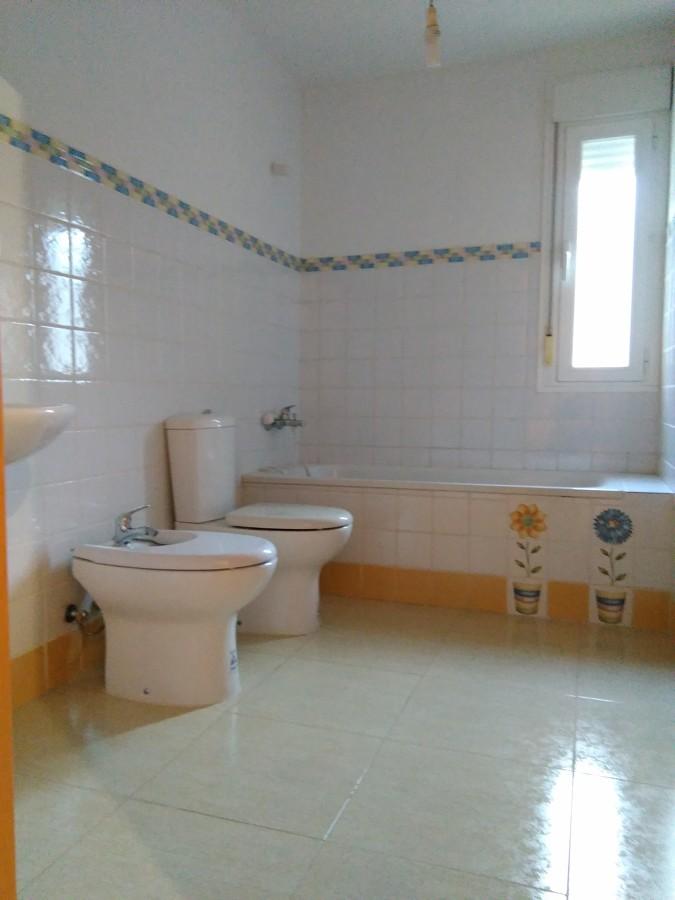 reforma de cuarto de baño de particular