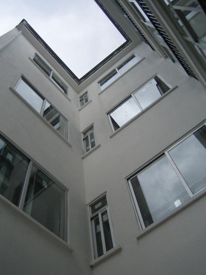reforma de edificio de viviendas