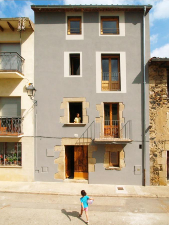 La nueva casa de pueblo ideas arquitectos - Ideas casa nueva ...