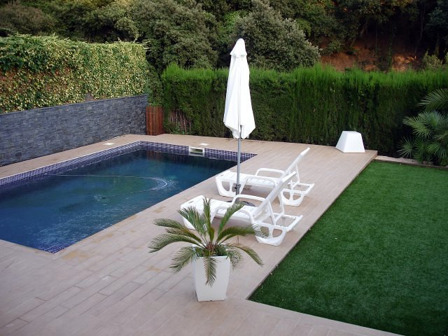 Reforma de jardin