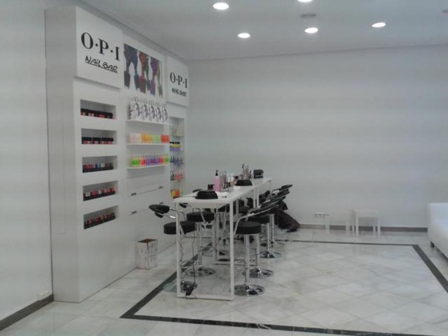 Reforma de local para centro de estética OPI