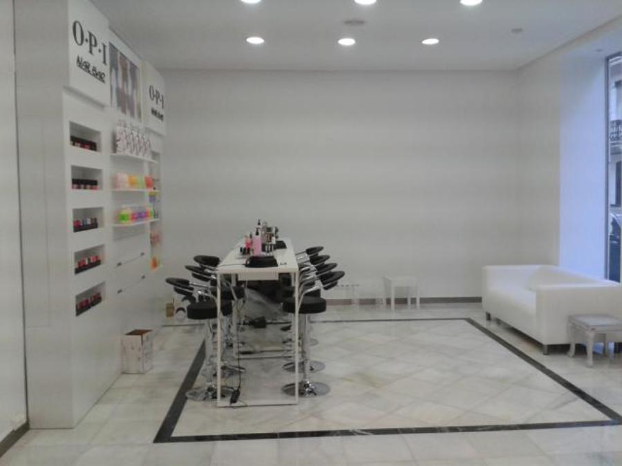 Centro de est tica opi ideas reformas locales comerciales for Decoracion centro estetica
