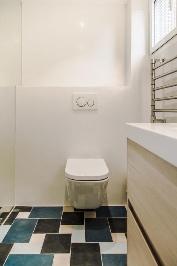 Reforma de piso en Illetas de 142m2 con 3 dormitorios, 2 baños, terraza