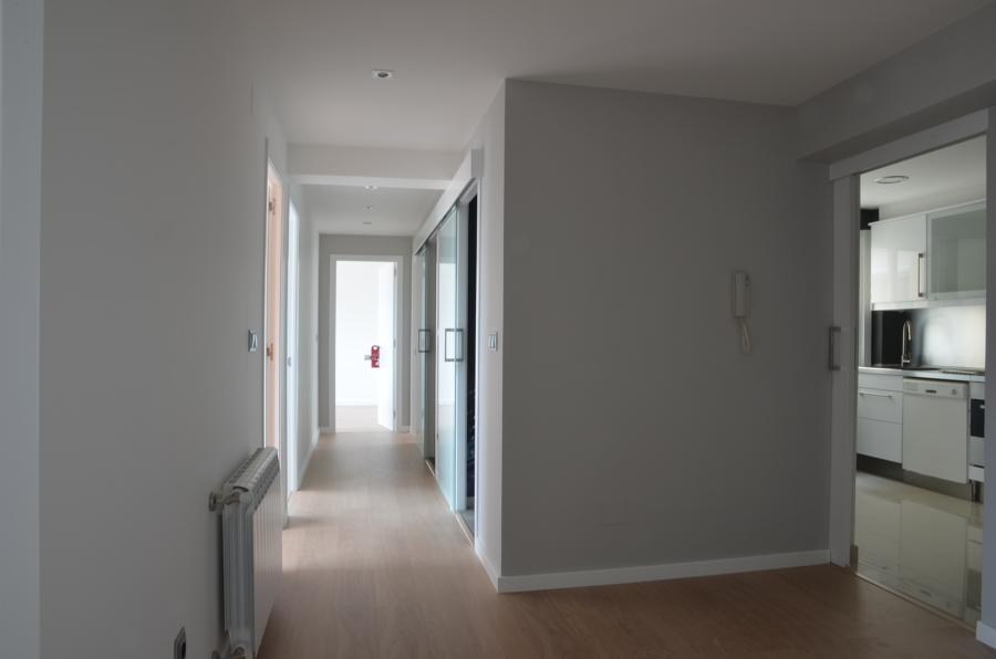Reforma de piso moderno en A Coruña