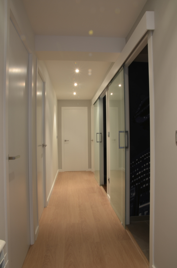 Foto reforma de piso moderno en a coru a de acasa 934006 - Reformas de pisos en zaragoza ...