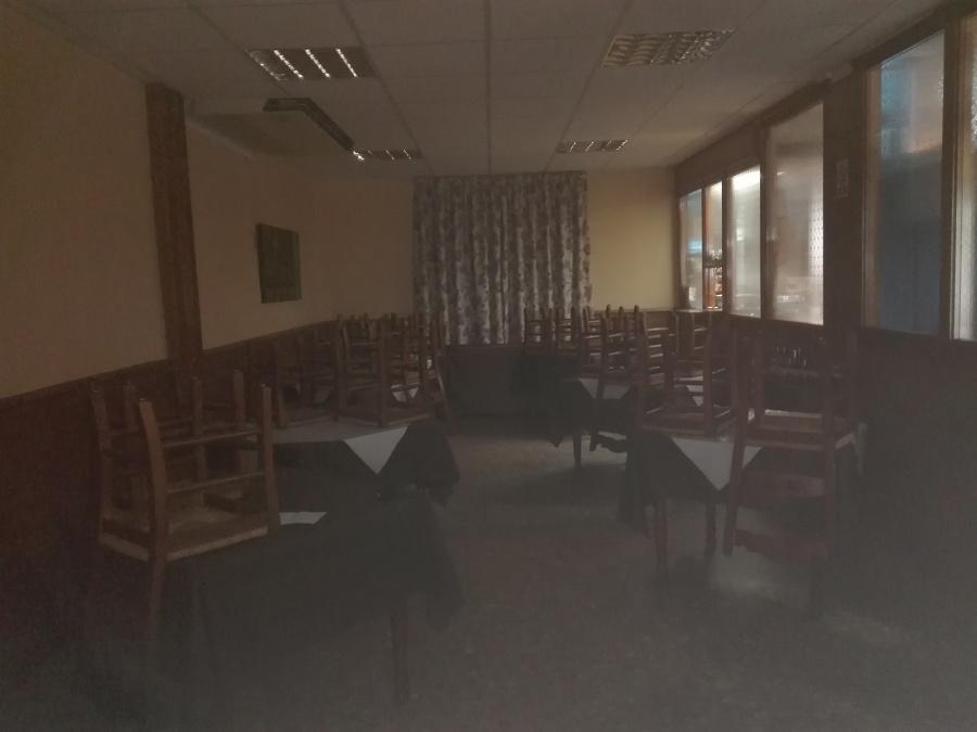 Reforma de restaurante Aguas Blanquillas