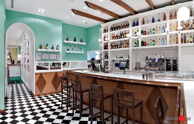 Reforma de restaurante en madrid